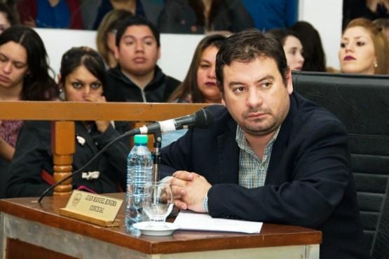 """Kingma pidió al Municipio por calles en """"un estado de abandono de larga data"""""""