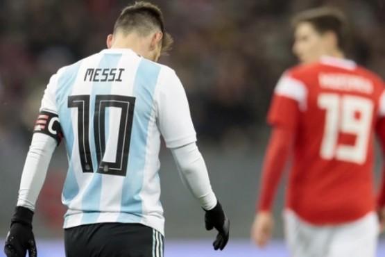 La Federación de Fútbol de Israel pedirá excluir a la Argentina del Mundial