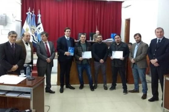 """El libro """"La Santa Cruz de Hielo"""" de interés municipal"""