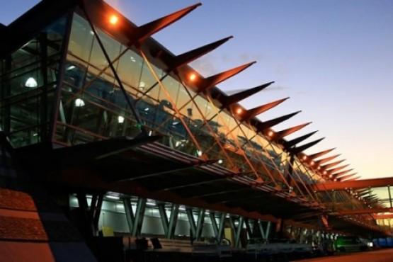 (Foto Aeropuerto de El Calafate)