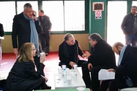 Alicia Kirchner asiste al congreso del PJ