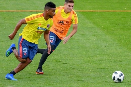 El colombiano Frank Fabra se pierde el Mundial por una grave lesión