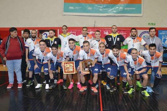 El Rocha fue sede del Torneo Argentino de Selecciones B