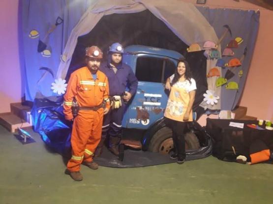 """El """"Camión Sin Fin"""": Un proyecto que revaloriza a la Cuenca y la labor minera"""