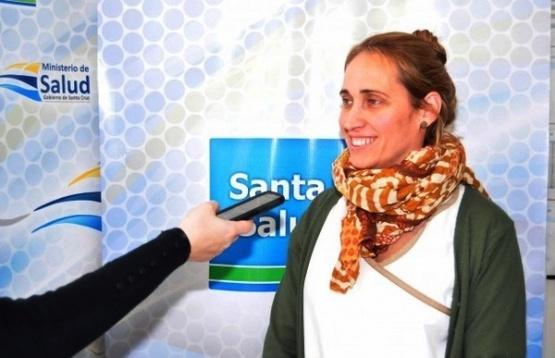 """""""Estamos trabajando para fortalecer los equipos de las localidades para hacer prevención"""""""