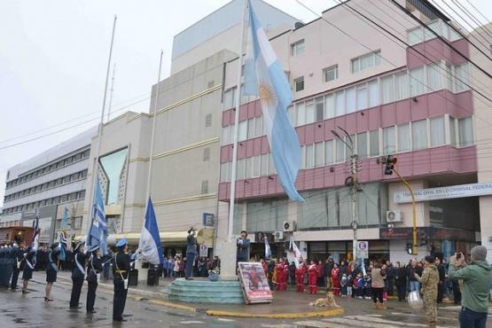 Recordaron el Día de la Reafirmación de los Derechos Soberanos sobre las Islas Malvinas