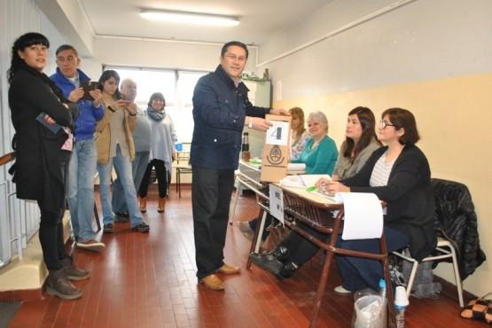 Reñida elección por el Comité Río Gallegos