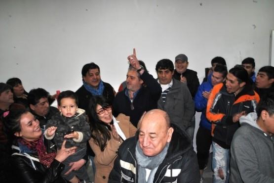 Fadul se impuso y presidirá el Comité Río Gallegos