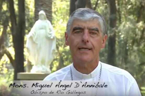 Monseñor Miguel Ángel D'Annibale