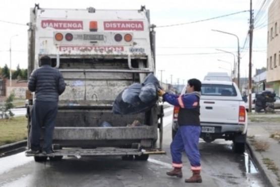 Vecinos a favor de la privatización del servicio de recolección
