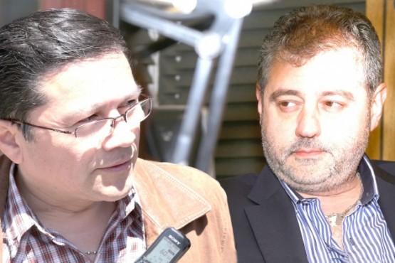 Fadul y Cruz coinciden en la necesidad de abrir las puertas del partido