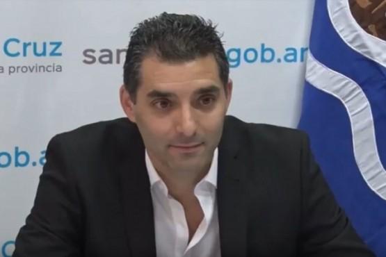 Presidente de FOMICRUZ S.E., Esteban Tejada