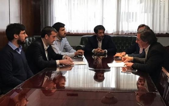 Firmaron refinanciamiento de deuda por $487 millones de pesos