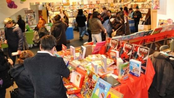 Mañana empieza una nueva edición de la Feria del Libro