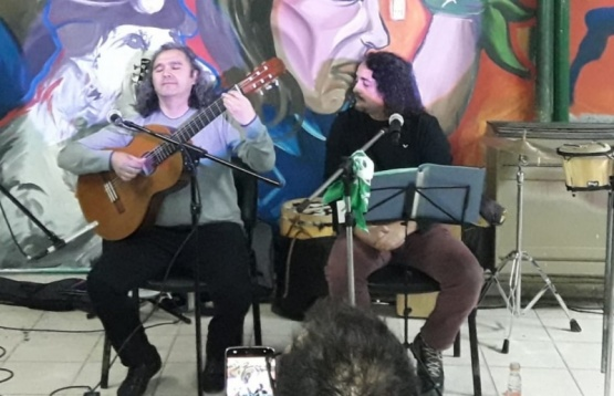 Música con historia carbonera