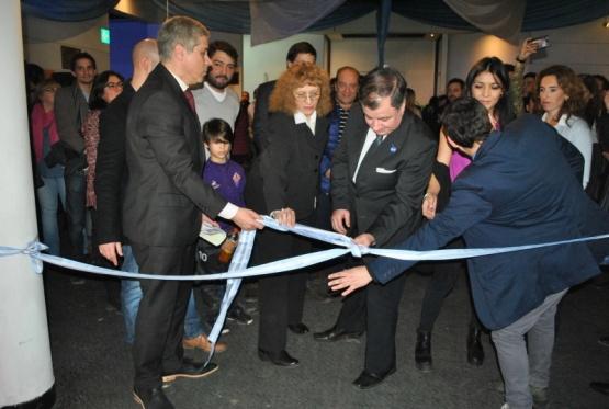 Quedó inaugurada la Feria del Libro