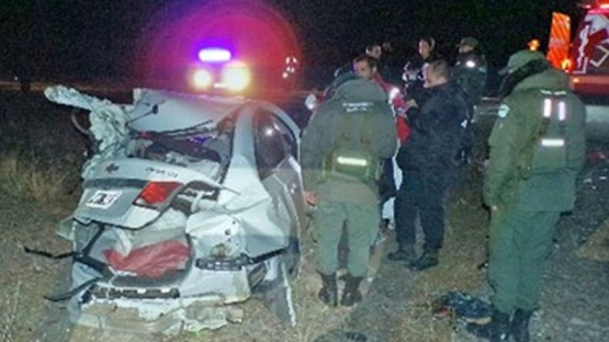 Caletense murió en un accidente