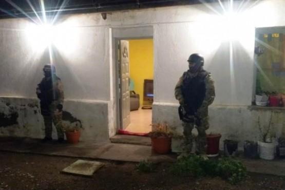 """Indagarán a detenidos en operativo antidrogas """"Comarca Verde"""""""