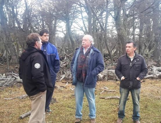 """Implementarán el Plan de manejo de """"Reserva Punta Gruesa"""""""