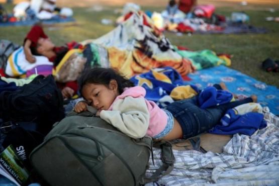 Más de 2.300 niños ya fueron separados de sus familias en frontera EEUU-México
