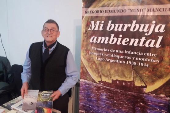 """""""Nuno"""" Mancilla habló de su participación en un nuevo evento literario"""
