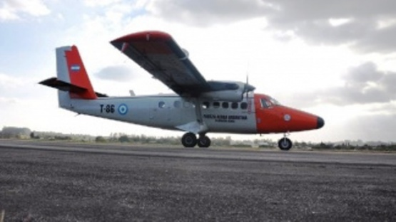 Fuerza Aérea cubrirá vuelos suspendidos por LADE en Río Gallegos