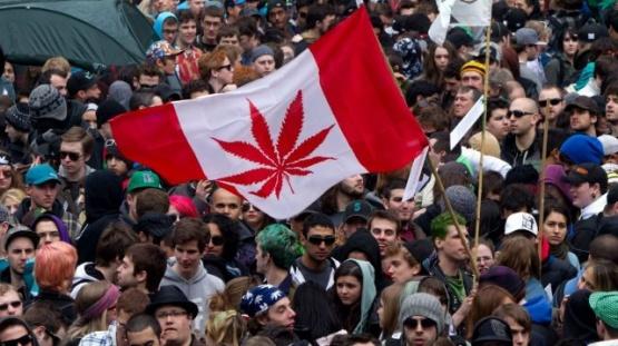El primer país del G7 en legalizar la marihuana