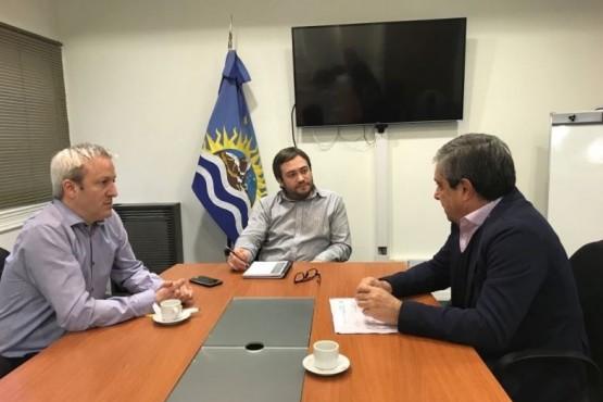 Instituto de Energía se reunió con Cámara de Empresas Productoras de Hidrocarburos