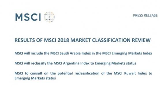 Argentina vuelve a ser mercado
