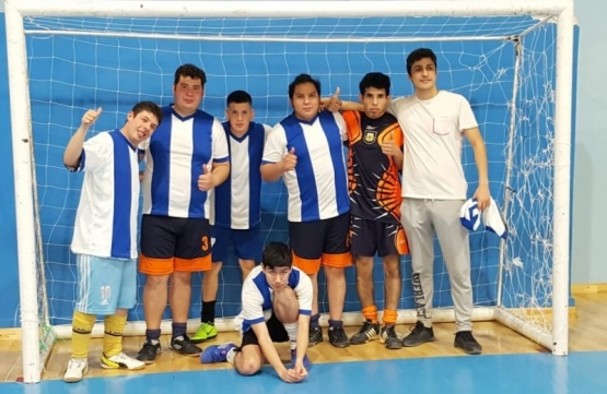 Seis equipos se midieron en la Liga de Fútbol especial