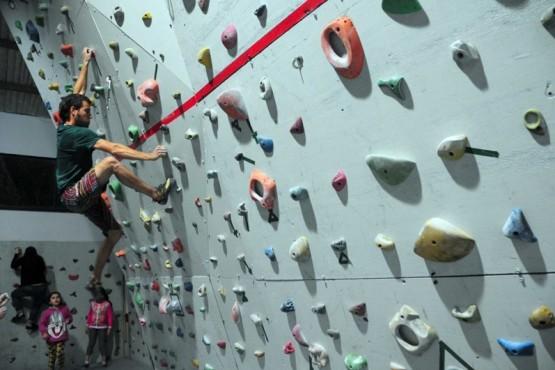 La escalada se presenta como una alternativa genial.