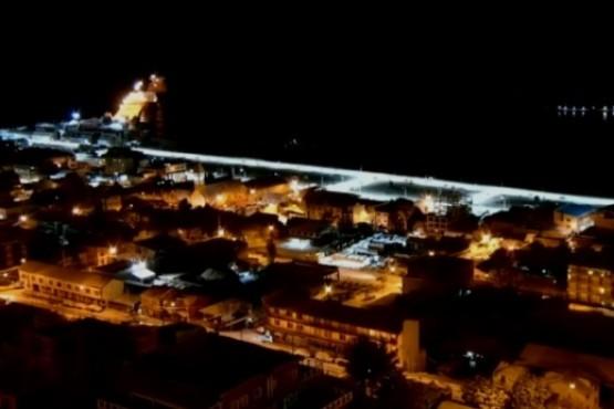 La noche más larga se vivió en Ushuaia