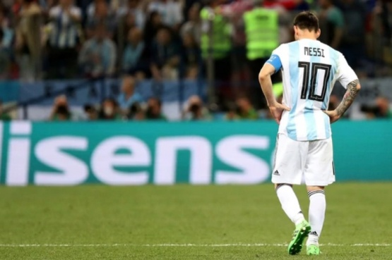Argentina sufrió una humillante derrota