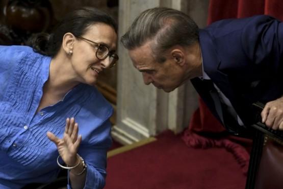 Pichetto acusó a Michetti de obstaculizar el tratamiento del aborto legal en el Senado