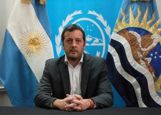 Ignacio Perincioli, Min. de Economía.