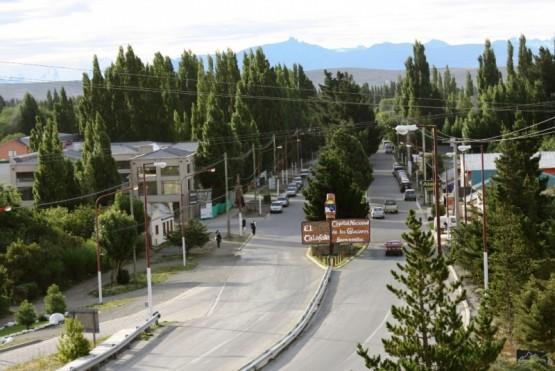 El hecho ocurrió en la ciudad de El Calafate.