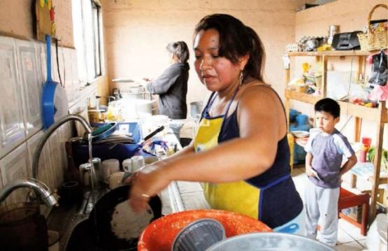 La Reforma Laboral no habla de amas de casa ni de empleadas domésticas