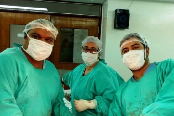 El Hospital de Puerto Deseado incorporó dos traumatólogos