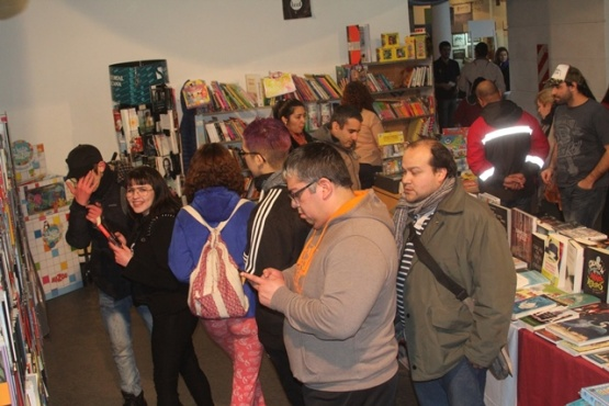 Balance cultural positivo para la Feria del Libro