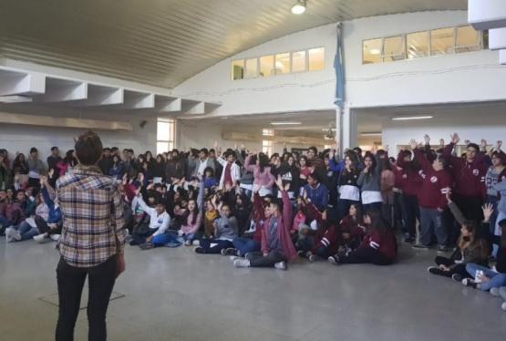 Se viene una elección de centro de estudiantes en Puerto Deseado