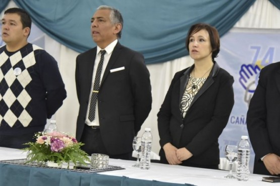 Cañadón Seco celebró 74 años evocando la epopeya petrolera