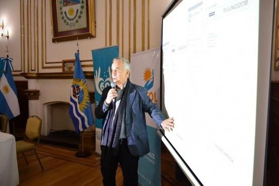 Presentan Programa de Cobertura Energética para familias con vulnerabilidad social