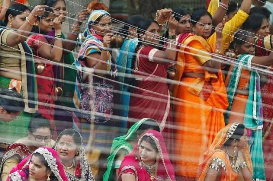 La India, líder en la lista de los países más peligrosos para las mujeres