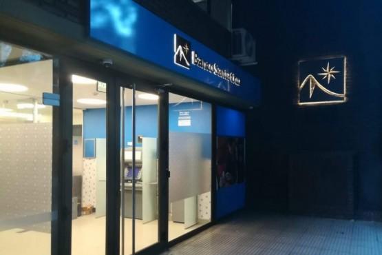 Banco Santa Cruz trasladó su sucursal en Buenos Aires