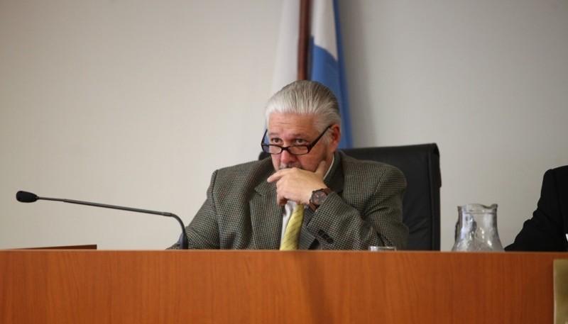 El Dr. Alejandro Ruggero actuó de manera unipersonal en el juicio abreviado.