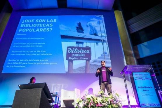 La CONABIP convoca a las bibliotecas de Santa Cruz a presentar proyectos de conservación