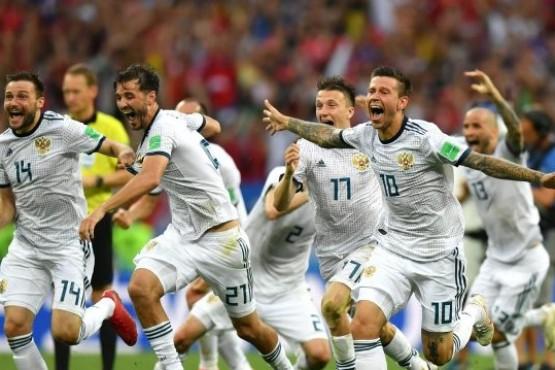 Cayó otro campeón del mundo: en los penales, Rusia eliminó a España