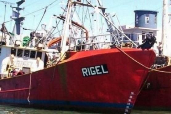 Encontraron el pesquero Rigel y todavía hay ocho tripulantes desaparecidos