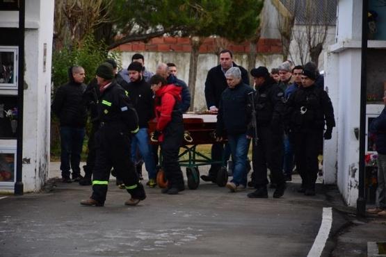 Báez regresó al penal de Ezeiza