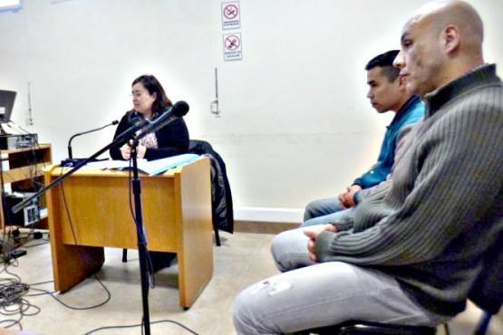 López Pineda y Pedrozo Ducuara fueron condenados por clonar tarjetas de débito y serán expulsados a Colombia.